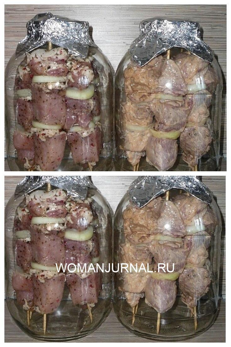 Необыкновенный рецепт шашлыка без мангала, без углей, без выезда на природу