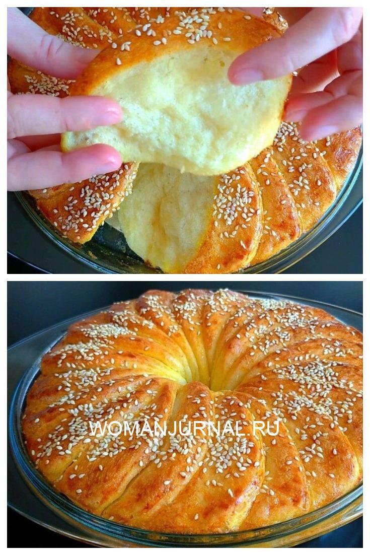 Такой вкусный хлеб можно печь хоть каждый день. Угощайтесь!