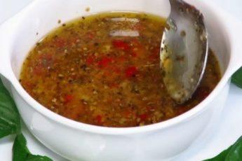 Итальянская заправка для салатов: вкусно, полезно, без майонеза 1