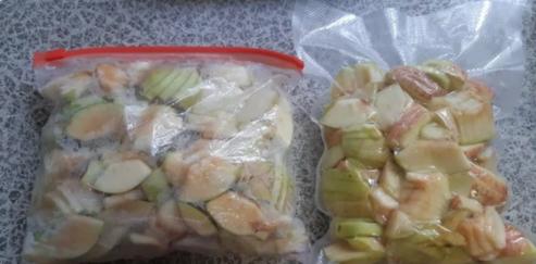 Как заготовить яблоки на зиму без банок и без сахара. Подойдут даже падалица 6