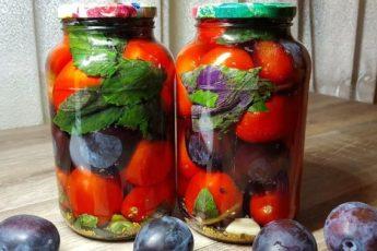 За зиму улетает 50 банок! Потрясающие помидоры в загадочном и вкусном маринаде 1