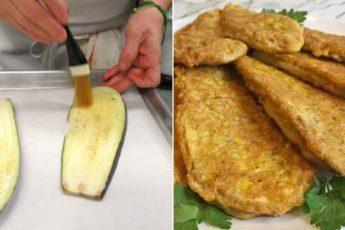 Рецепт вкусных и хрустящих отбивных из баклажанов. Такой вкуснятины вы еще не пробовали 1