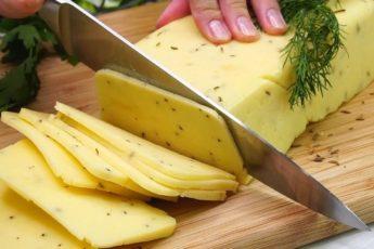 Хватит покупать в магазине! Вкуснейший натуральный твердый сыр за 30 минут 1