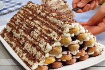 Новый рецепт торта «Монастырская изба» без духовки. Просто, быстро и вкусно 1