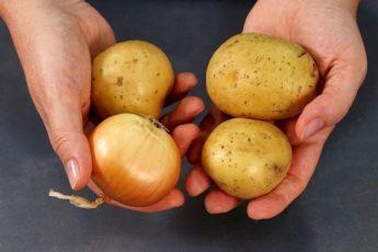 Папа научил жарить картофель по-новому: я даже хвасталась рецептом перед подругами 1