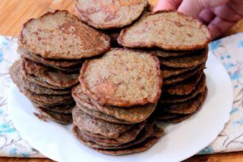 Рецепт очень вкусных печеночных оладий 1