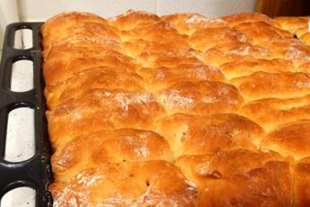 Сдобное тесто для пирожков без опары и замеса. Пирожки всегда пышные, вкусные и долго не черствеют 1