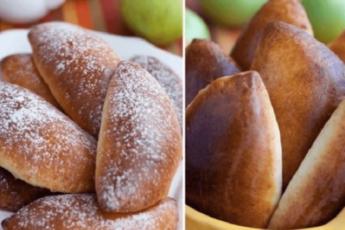Яблочные пирожки: рецепт, который покорил все села и города 1