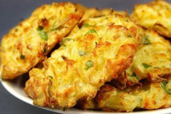 Вкусные капустные оладьи в духовке. Моим так понравились, что пришлось готовить вторую порцию 1