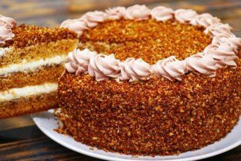 Получится у всех! Пышный бисквит на всю форму. Рецепт для торта