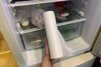 Уже много лет кладу в ящики холодильника салфетки. Назову 3 причины, после которых и вы будете так делать 1