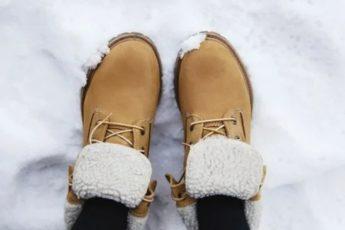 Хитрость, которую я использую, чтобы ноги зимой не мерзли 1