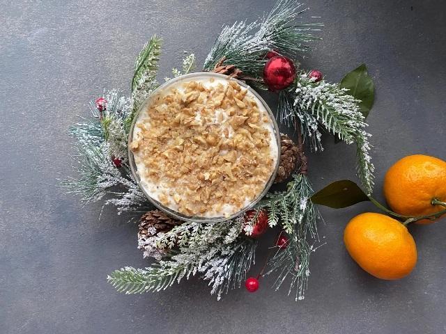Десерт, который мы готовим только на Новый год. Делается 15 минут, а съедается еще быстрее 1
