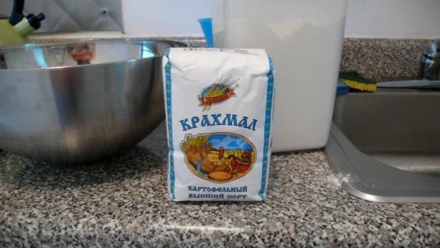 Зачем я покупаю крахмал пачками. Продукт из СССР: 14 полезных свойств 1